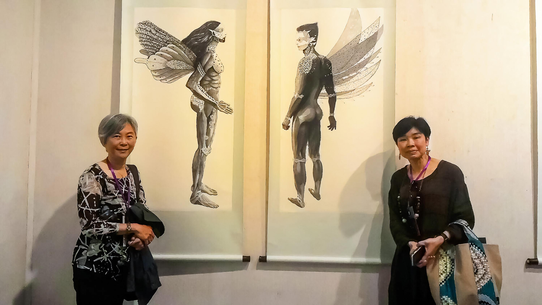 2016_艺缘会友兴不同国家艺术家交流
