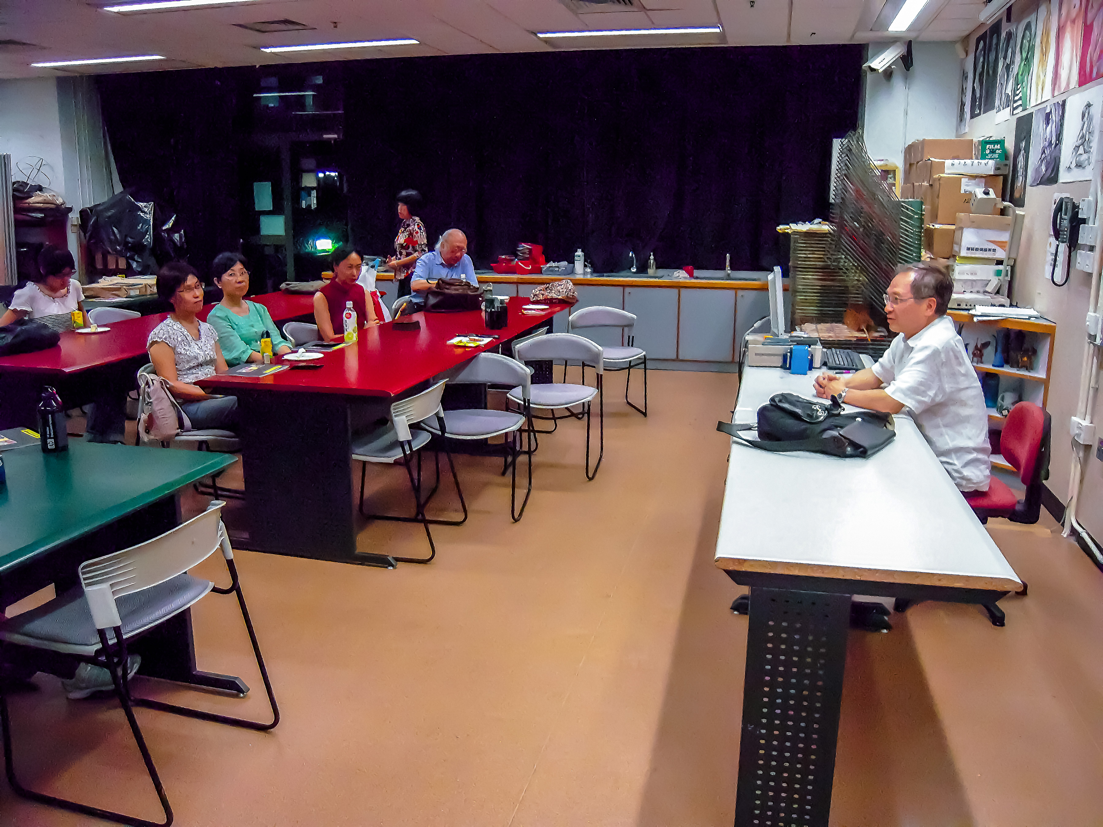 2010_香港教育學院座談會 5