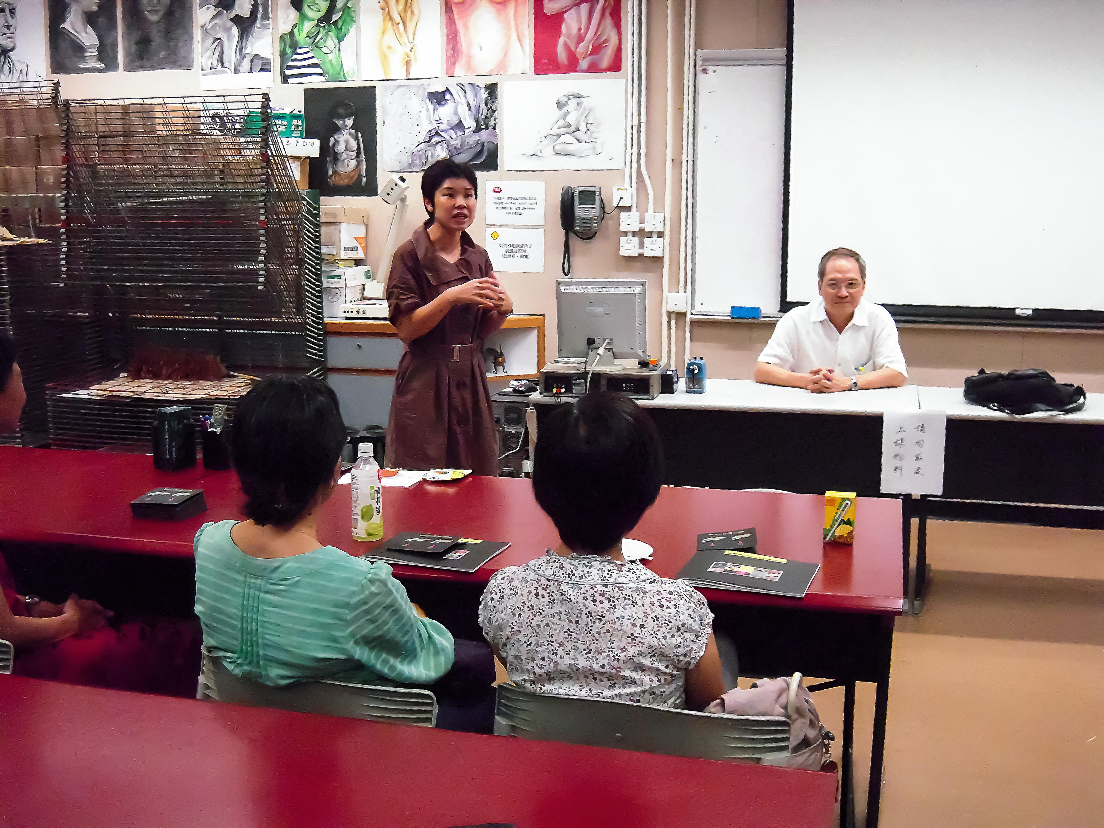 2010_香港教育學院座談會 4