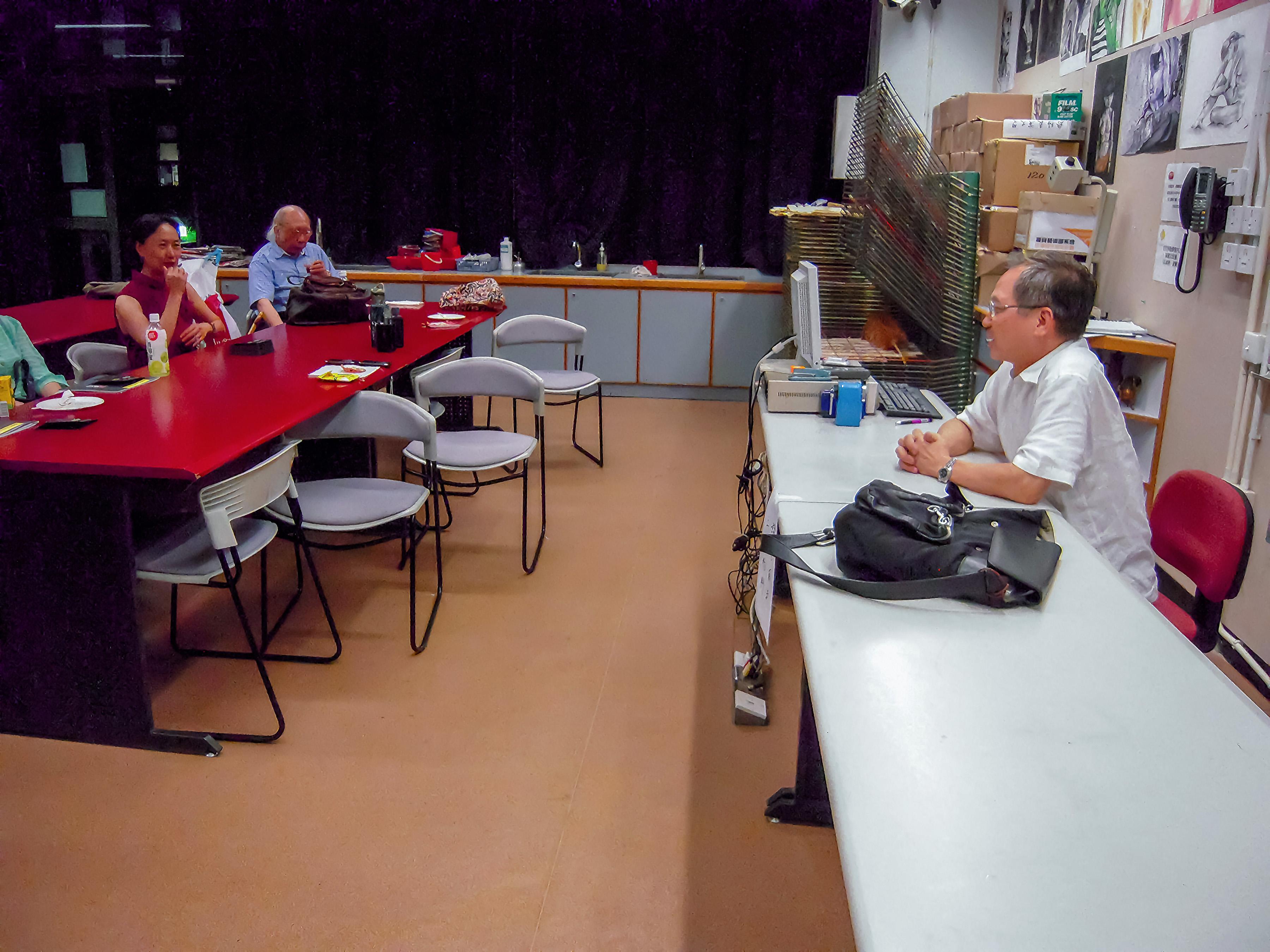 2010_香港教育學院座談會 2