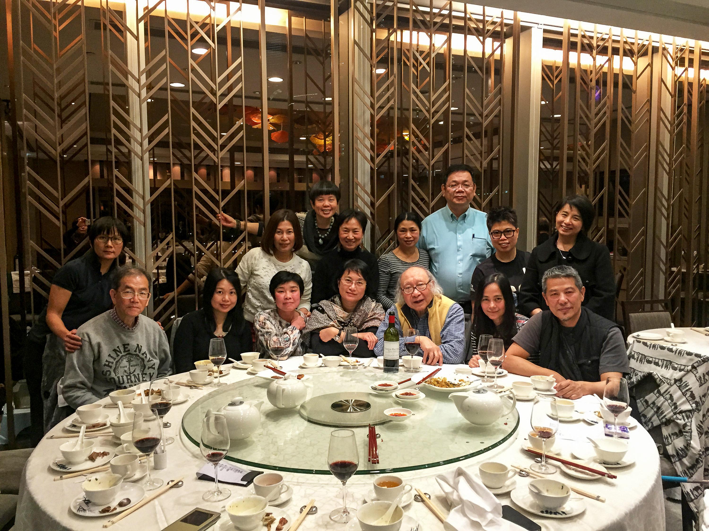 2014年翠享村晚饭