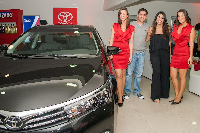 Lanzamiento Toyota Corolla