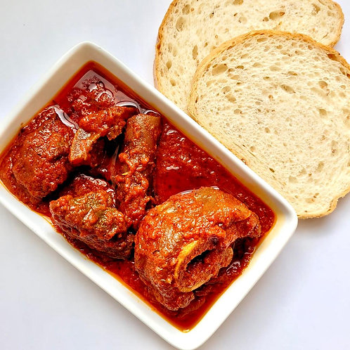 Obe ata (Red pepper stew)