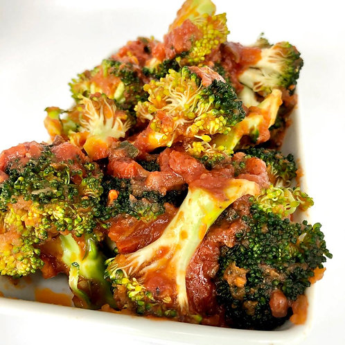 Peppered Broccoli (Family/Party size)
