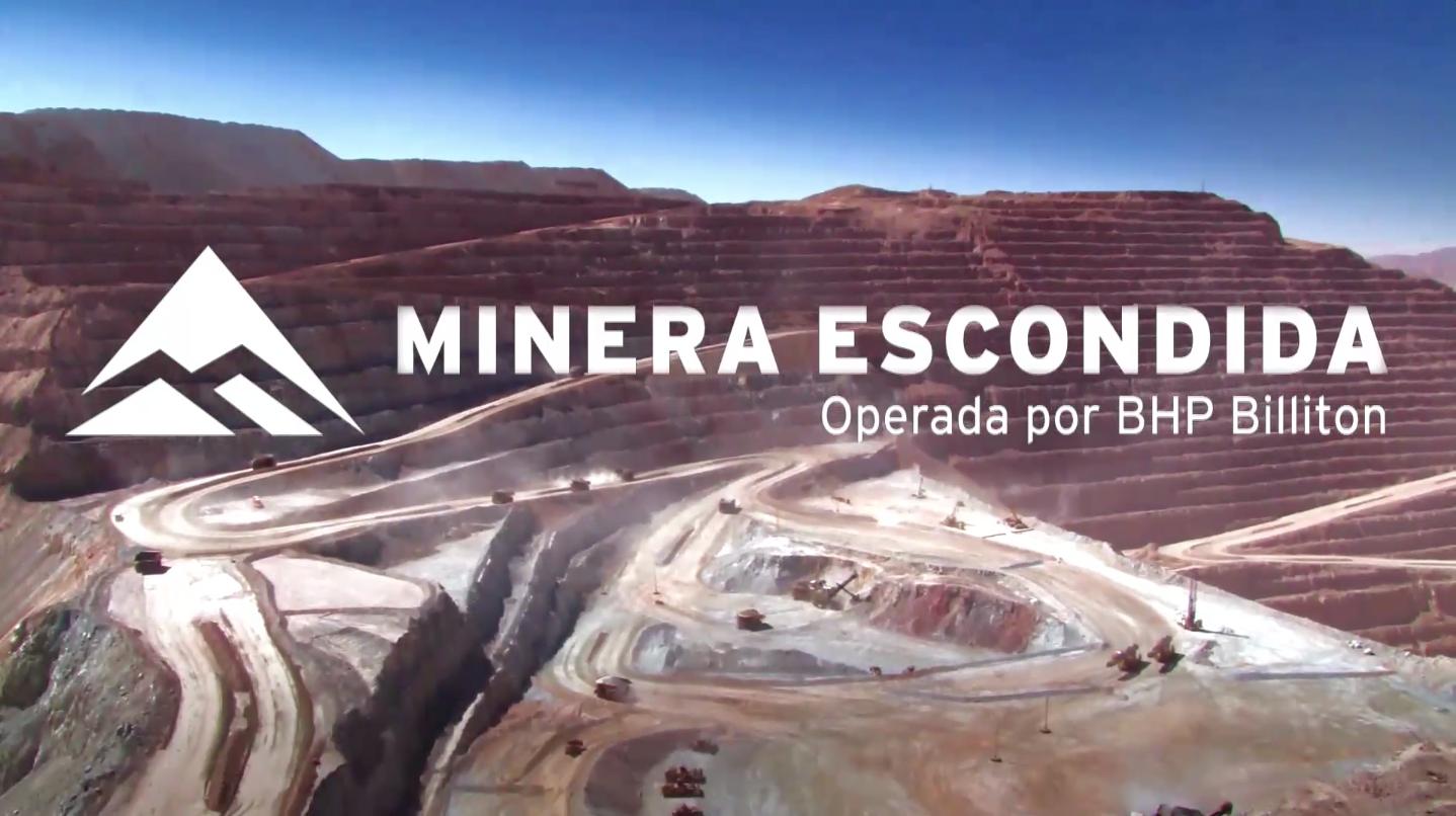 Minera Escondida