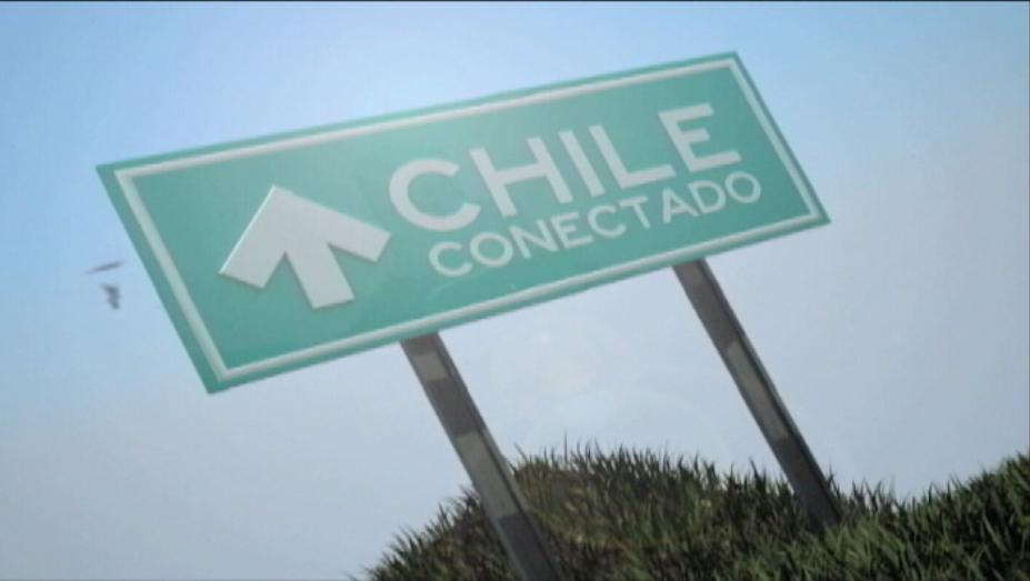 Chile Conectado, TVN
