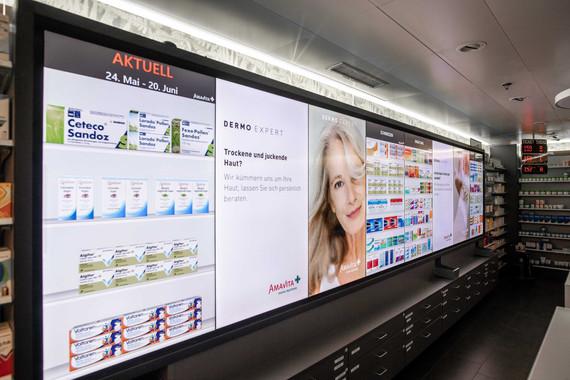 Amavita Apotheke Bahnhof Bern