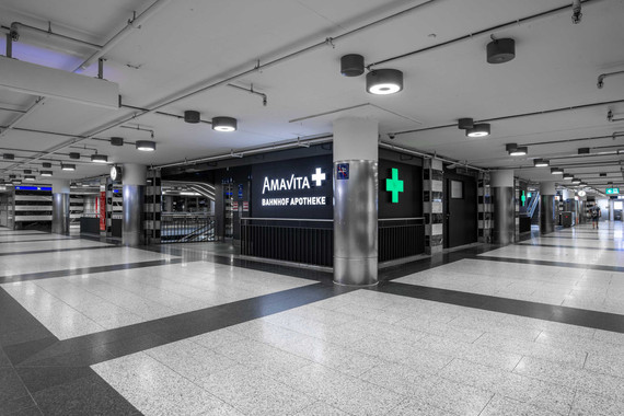 Amavita Apotheke Bahnhof Zürich