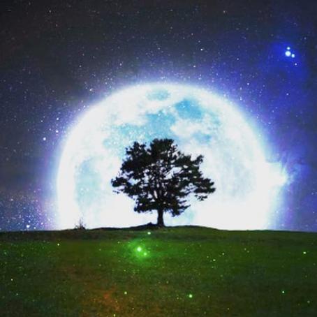 Super Full Moon in Virgo