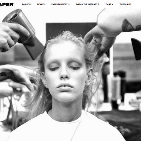 PaperMagazine: Hair-oscope: How to Style Your Tresses According to Your Sign