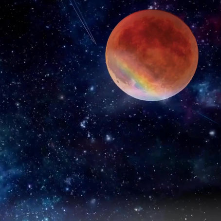 Lunar Eclipse 2020: You Hold the Power to Summon Peace Within You.