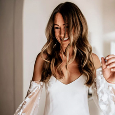 Brides-The Best Wedding Hairstyles Based on Your Zodiac Sign
