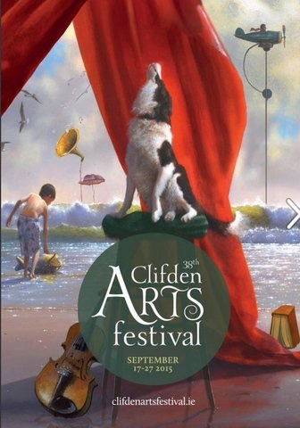 Clifden Arts Week - Ireland