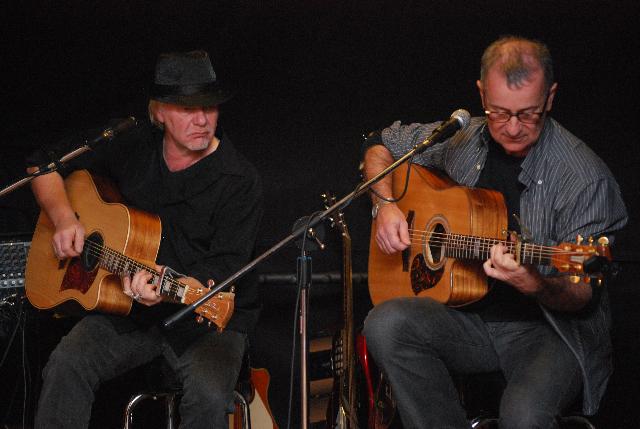 Gary and Rudi