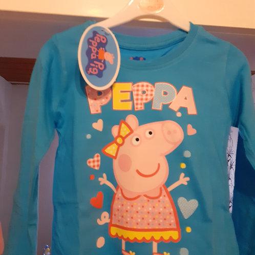 Peppa Pig Langarmshirt