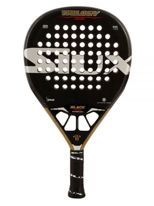 Siux Trilogy Black Carbon