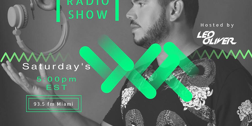 OLIVER RADIO SHOW every Saturday @Revolution 93.5fm Miami