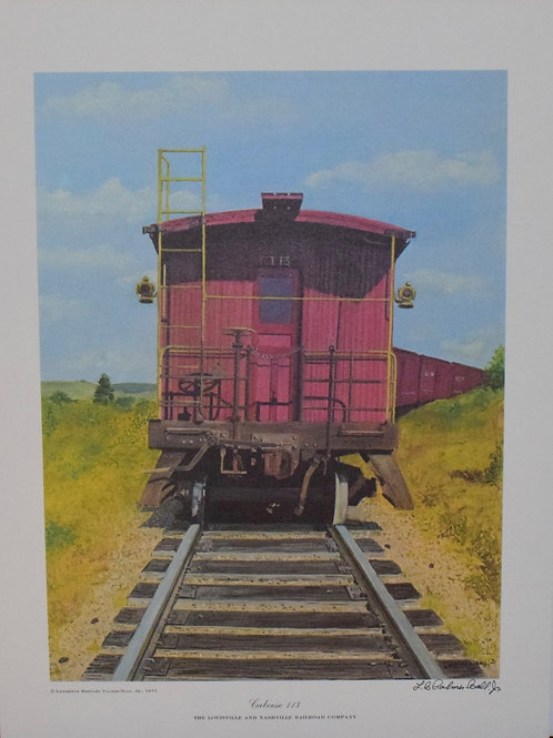 The Caboose 113