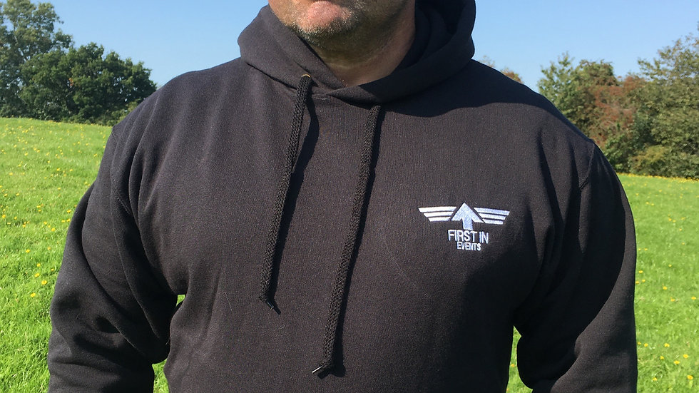 'First In' Hoodie