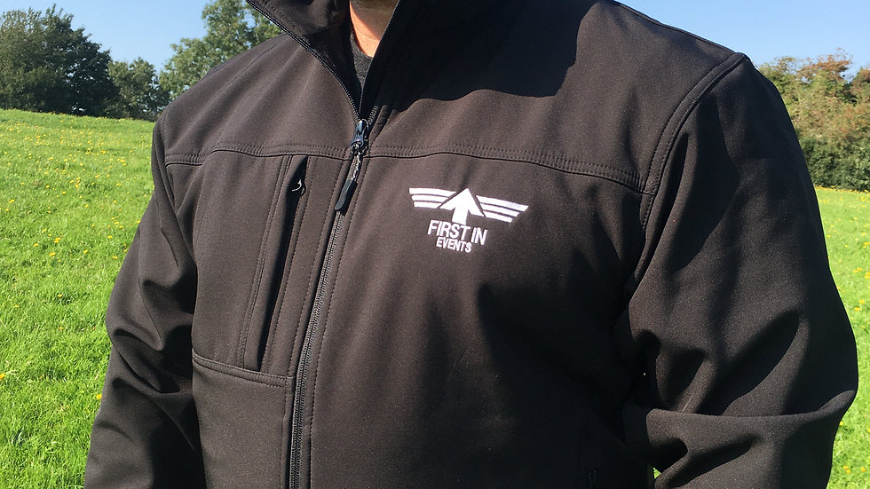 'First In' Jacket