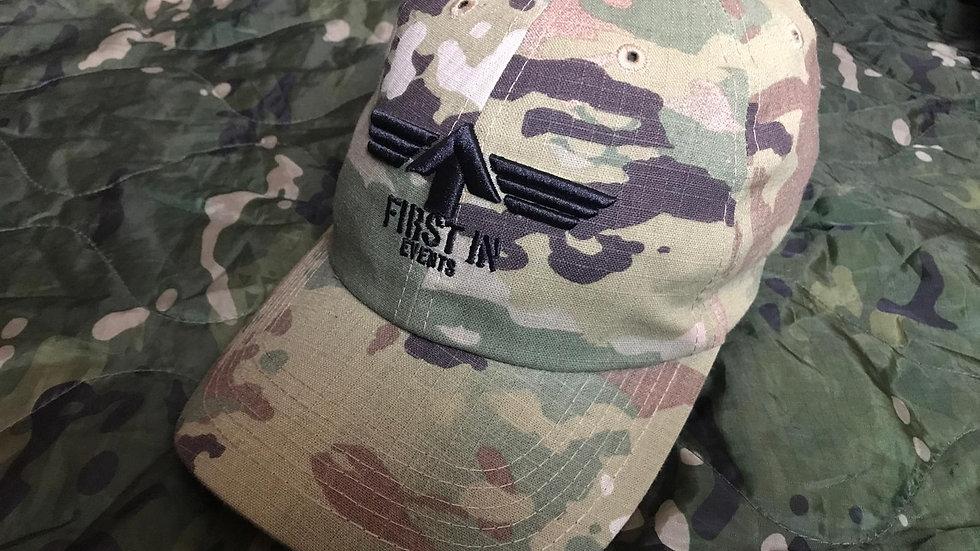 'First In' Cap