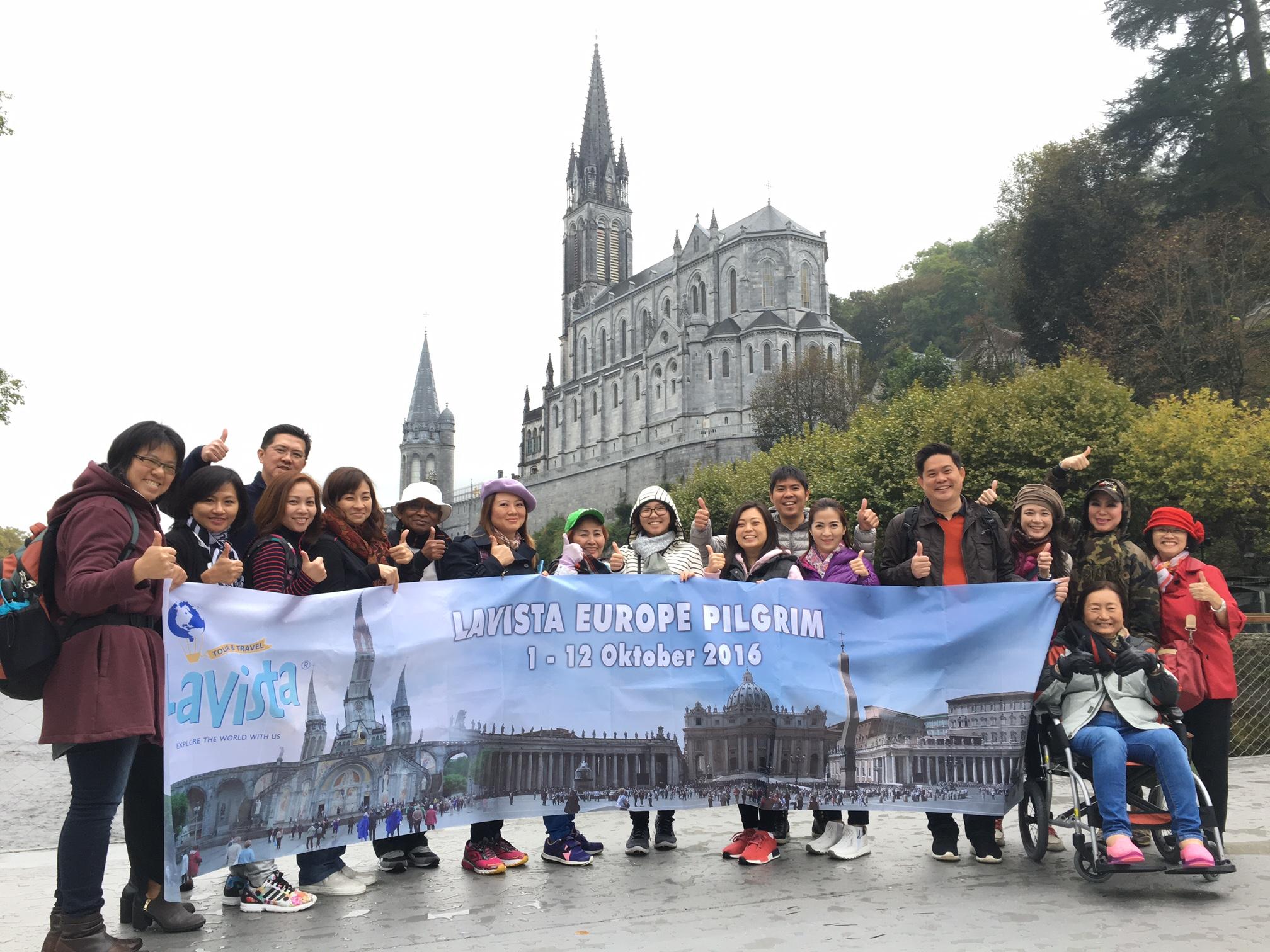 Europe Pilgrim oct 2016