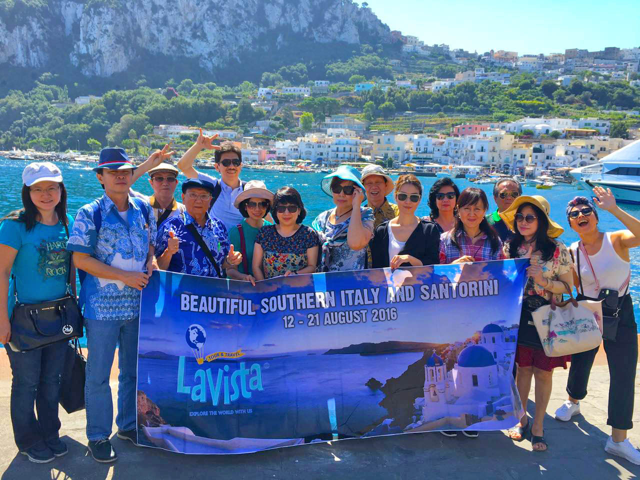 Italy Greece Aug 2016