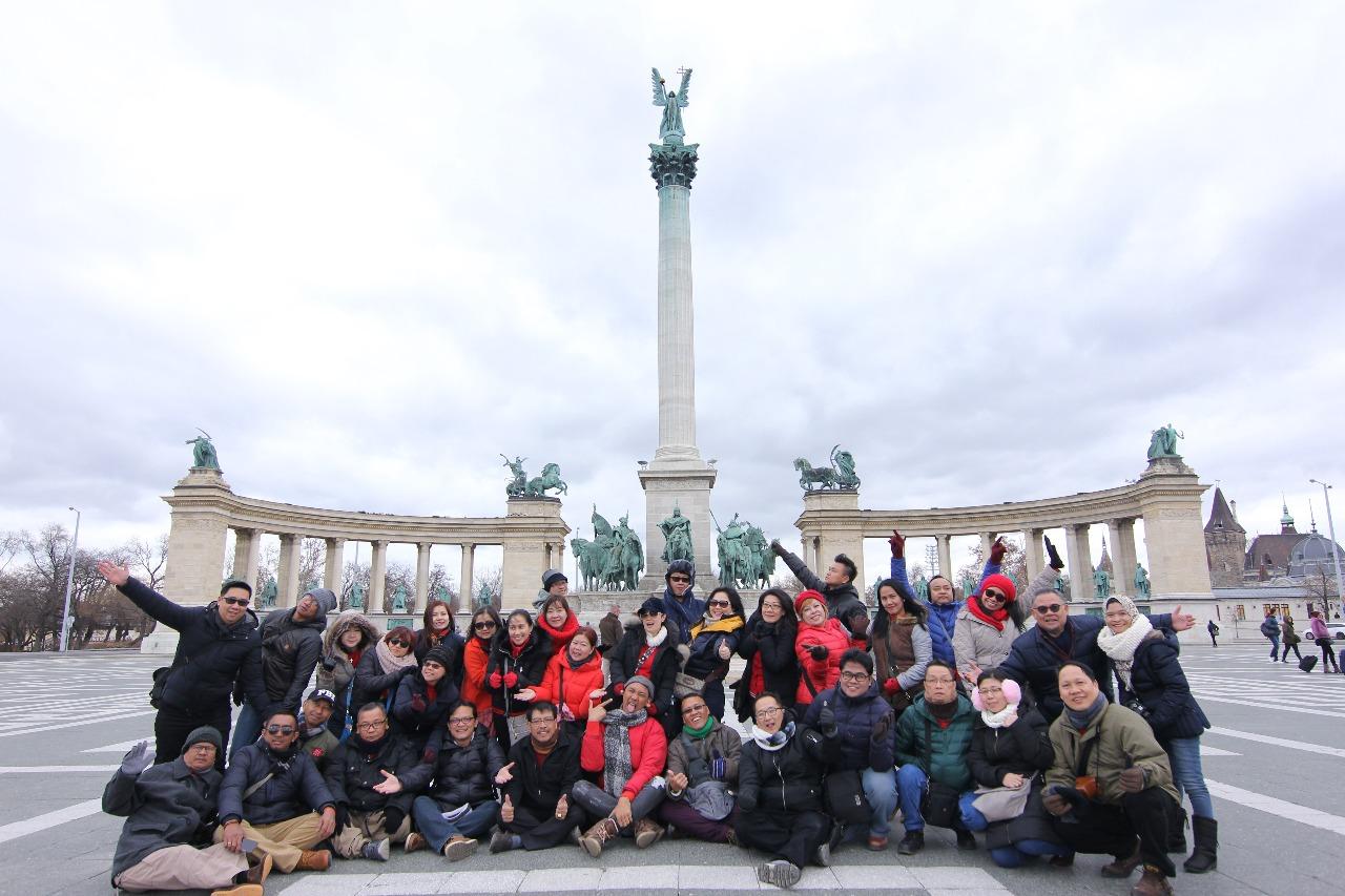 Uniair East Europe Feb 6-18 Februari 201