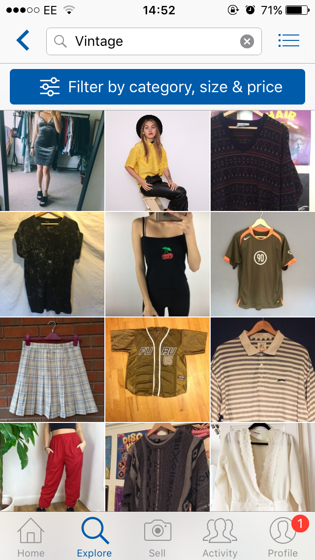 acf79bf2 A girls guide to Depop | home