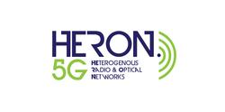 HERON עיצוב לוגו