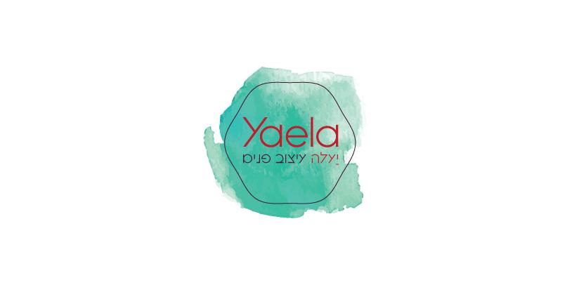 Yaela  logo design