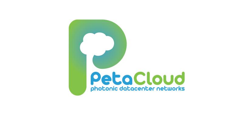 PetaCloud עיצוב לוגו