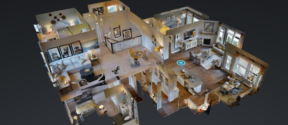 Visites immobilières virtuelles 3D, le nouvel outils indispensable pour les agents immobiliers