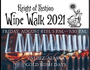 The Height of Fashion Wine Walk is BACK!
