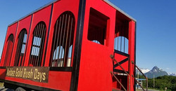 The Hoosegow is ready & waiting to take you for a ride in 25 days! (Shout out to Jennifer & Nate Smi