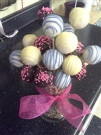 36 Piece Cake Pop Bouquet