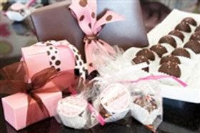 4 Piece Cake Ball Gift Set