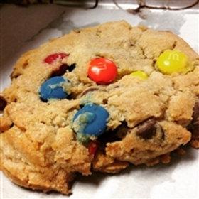 1 dozen flavored Cookies