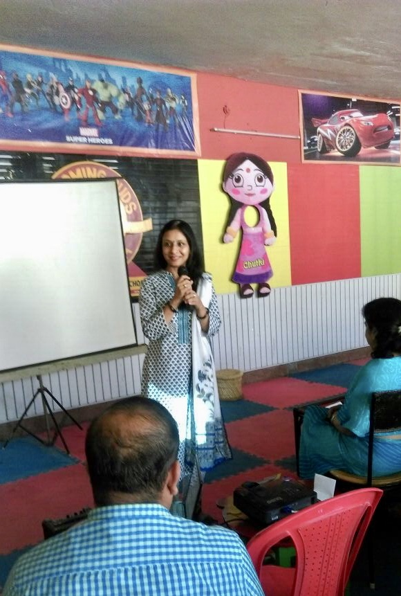 Dr Nidhi talks on parenting tips