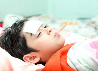 Tips to prevent Typhoid fever in your child.