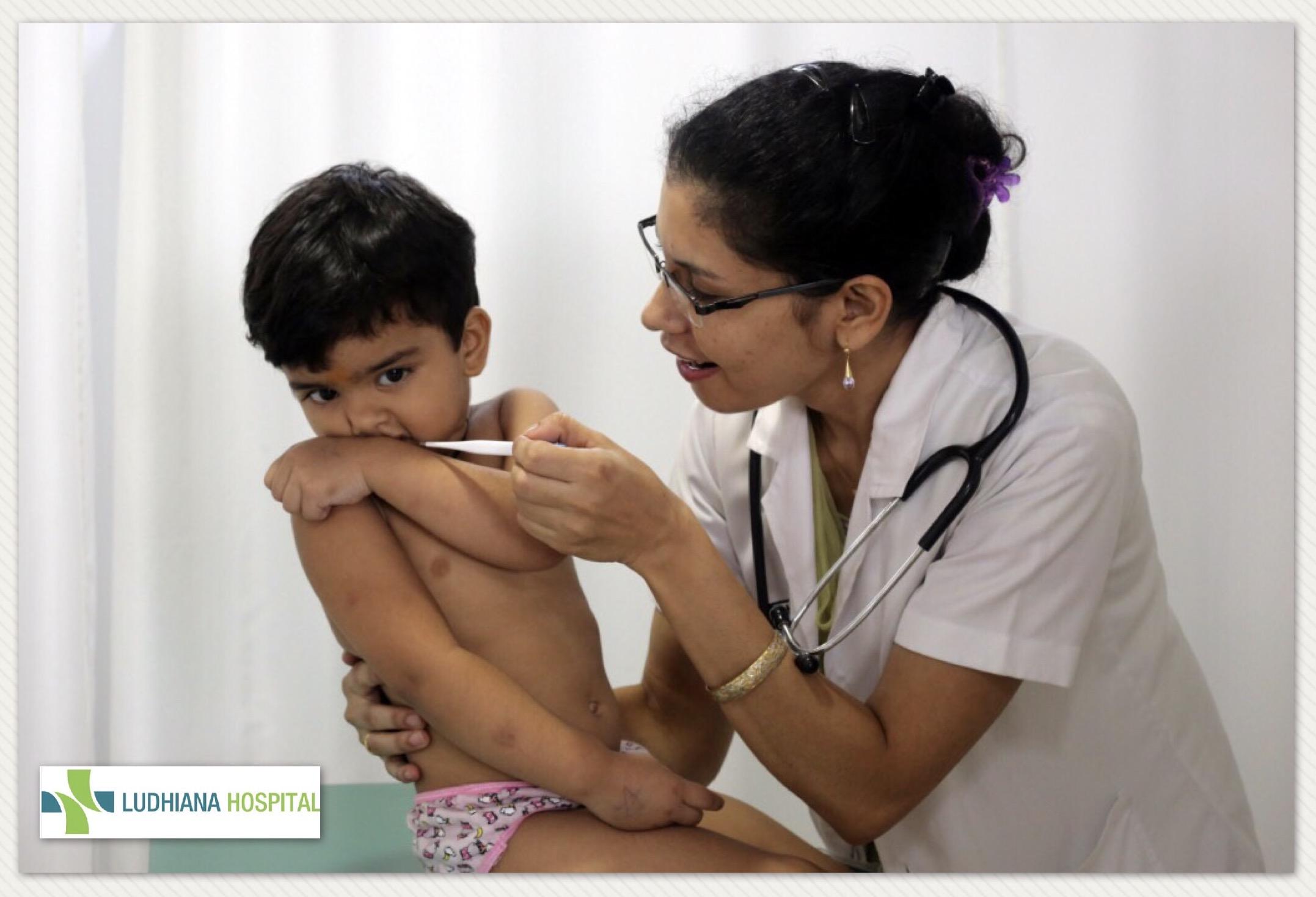 Baby friendly - Ludhiana Hospital
