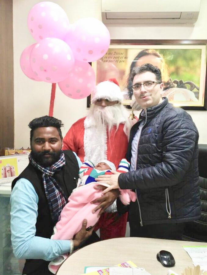Christmas at Ludhiana Hospital