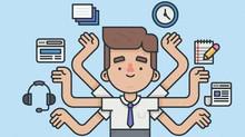 Time management & Work-Life balance.