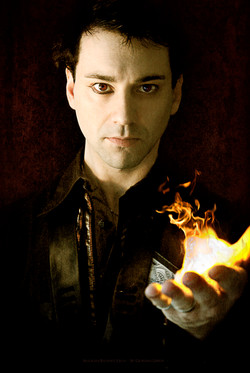Roving Magician Melbourne Richard Vegas