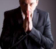 Melbourn magician Richard Vegas