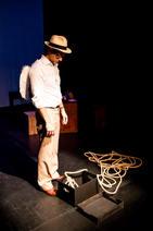 Richard Gyoerffy as Don in Lost In Venice