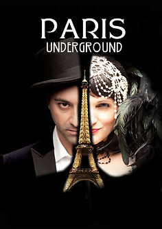 The Paris Underground Cabaret Melbourne Magicians Raconteur Productions