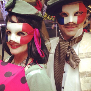 Masquerade Magic Melbournemagicians Mado