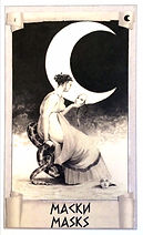 moon tarot card reading
