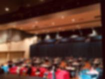 Richard Vegas MC and Magic for Riverlinks Shepparton theatre season launch 2019 at Eastbank Centre